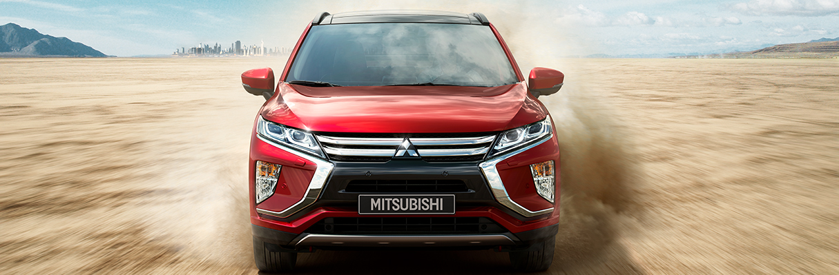 Eclipse Cross vanjski izgled