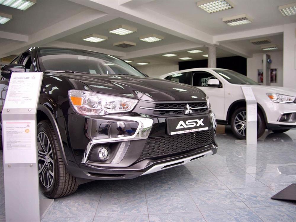 Prodajni salon Mitsubishi vozila